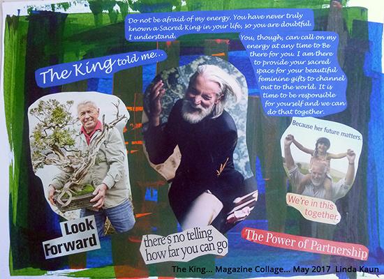 sacred masculine king archetype Archives - Linda Kaun